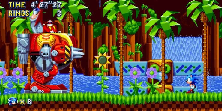 Sonic The 5 Best Eggman Boss Fights In The Series The 5 Worst
