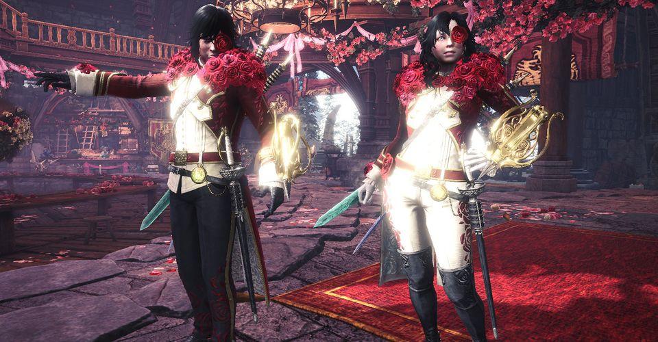 Monster Hunter World Iceborne S Full Bloom Event Is All Roses