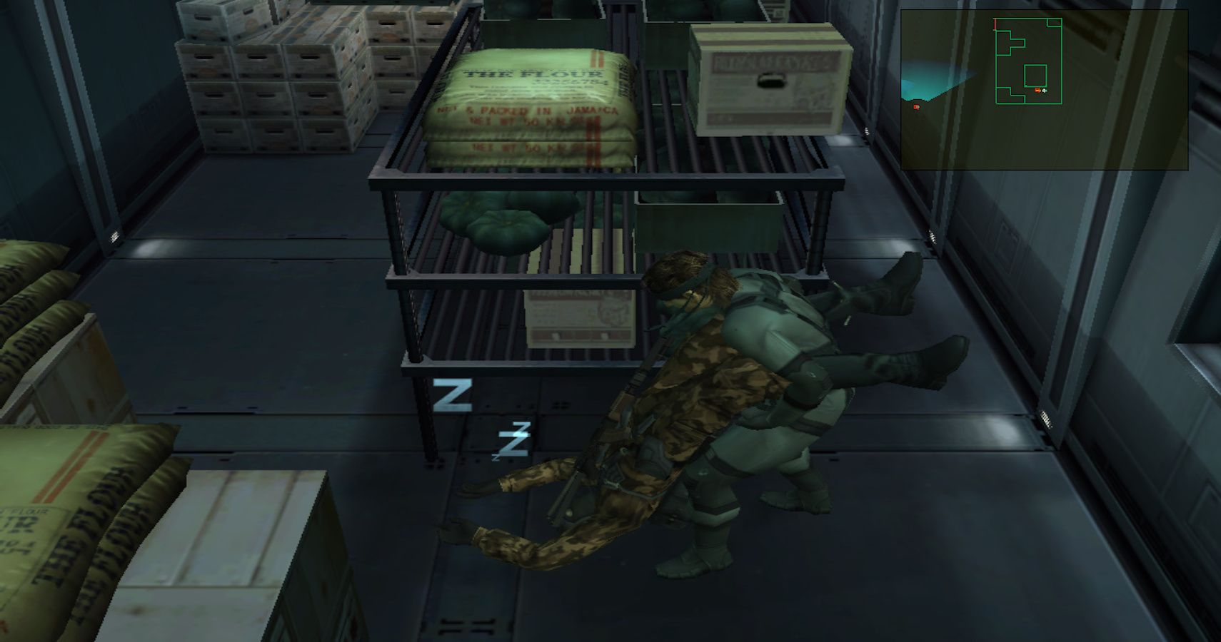 10 Things Only True Fans Know How To Do In Metal Gear Solid 2