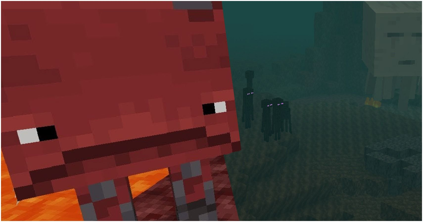 Minecraft 9 Things You Didn T Know You Could Do In The Nether Update Testing how fast you are on a boat on blue ice. the nether update