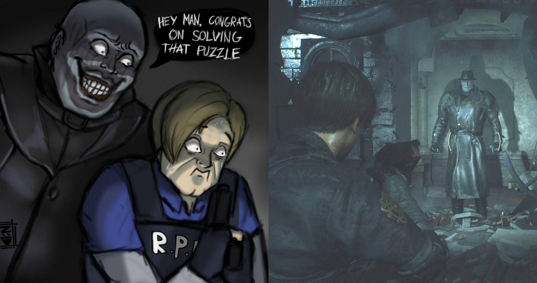 Resident Evil 2 Remake 10 Hilarious Memes Only True Fans Would
