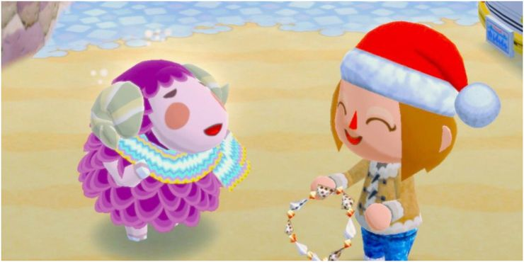Animal Crossing Every Sheep Villager Ranked Thegamer