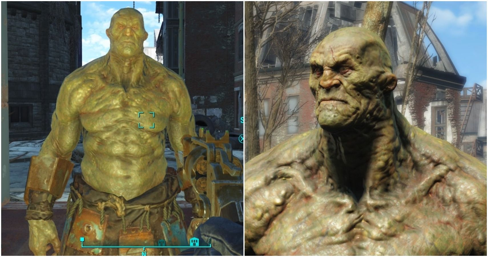 Fallout 4 Strong