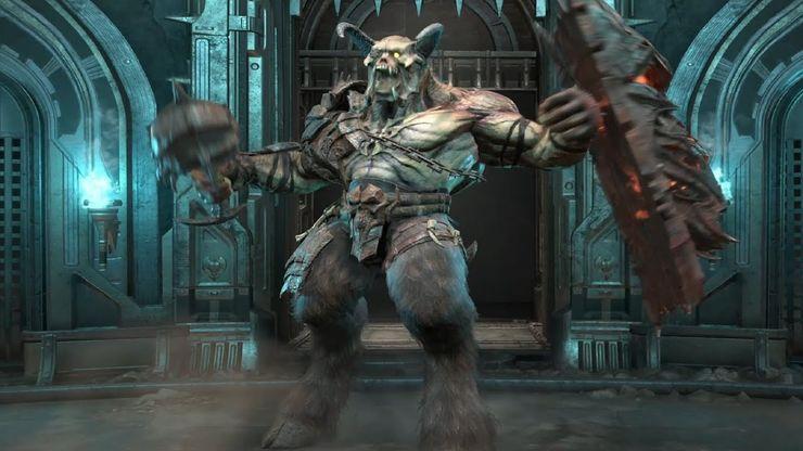 Doom 10 Most Demonic Bosses Of The Franchise Ranked Thegamer