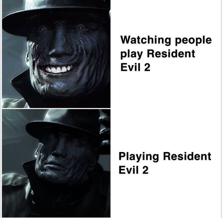 Resident Evil 2 Remake 10 Hilarious Memes Only True Fans Would Understand