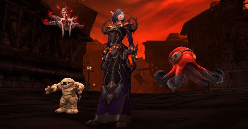 10 Cutest Battle Pets In Retail Wow Thegamer