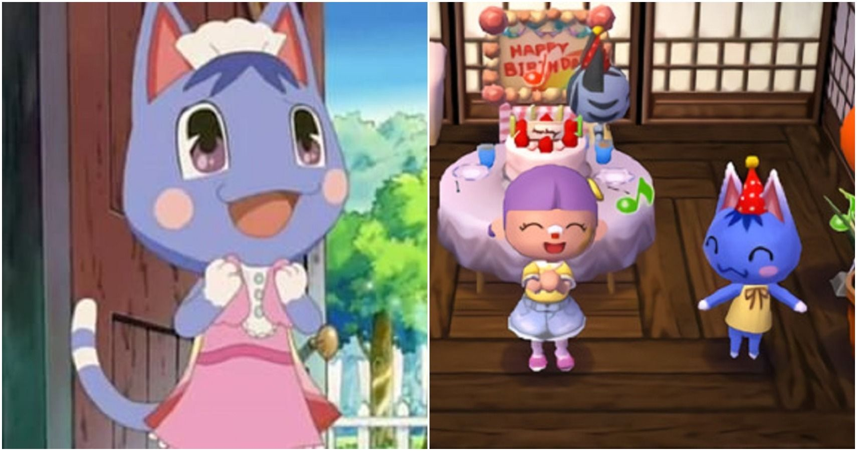 Animal Crossing 10 Things You Didn T Know About Rosie Thegamer