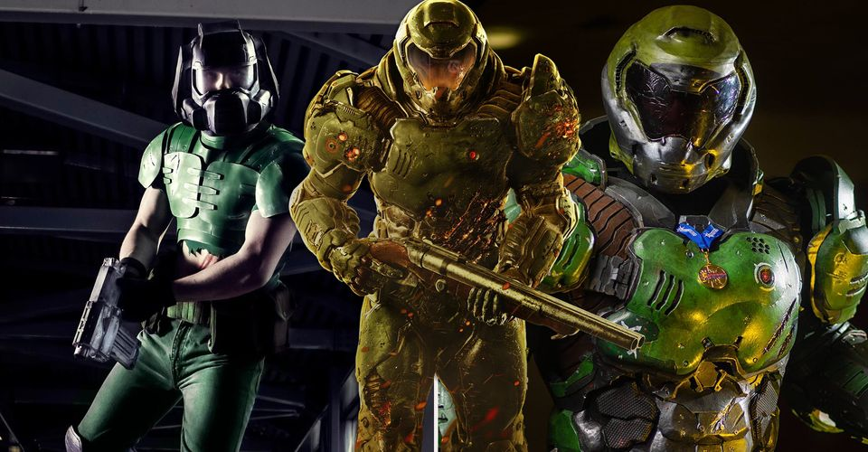 10 Best Doomguy Cosplay That Make Us Want To Rip Tear