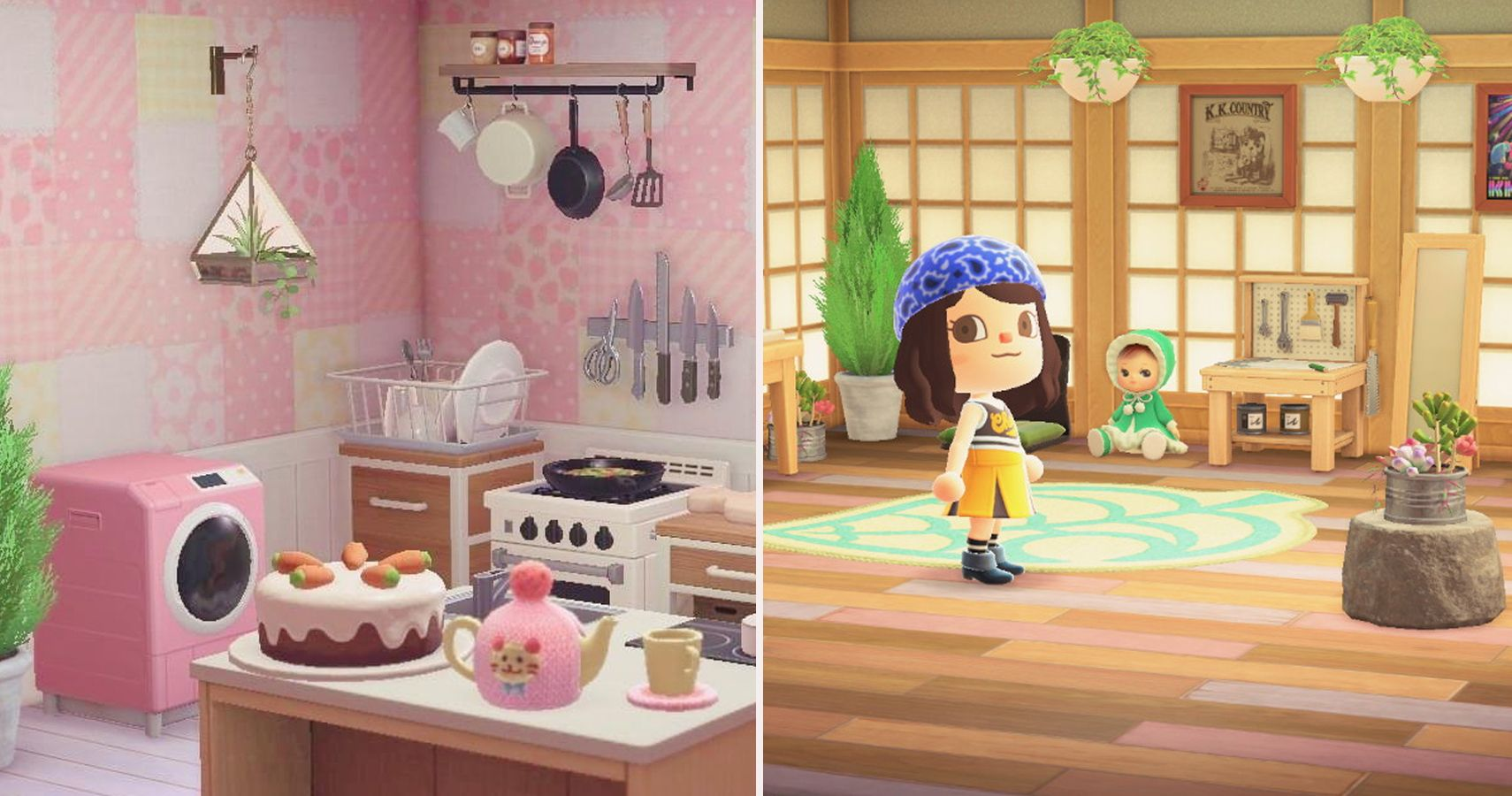 15 Best Wallpapers In Animal Crossing New Horizons Thegamer
