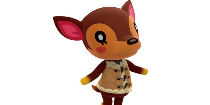 Animal Crossing All Deer Villagers Ranked Thegamer
