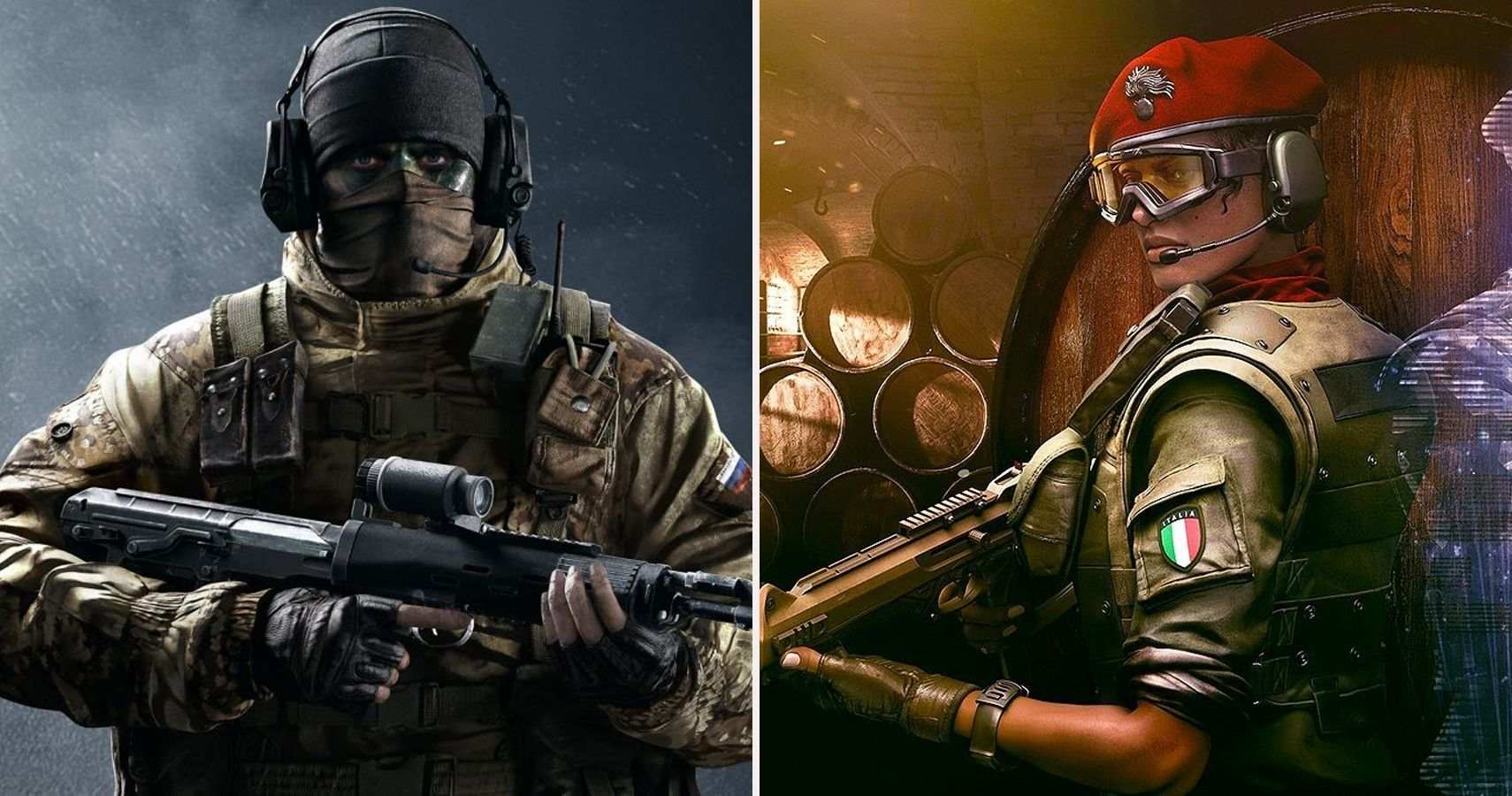 Rainbow 6 Siege Best Shotgun (Which R6S Operator Has the Best Shotgun?)   GAMERS DECIDE