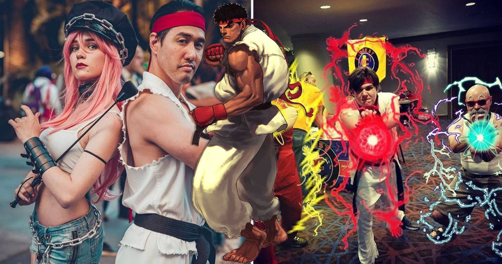 Street Fighter 10 Ryu Cosplays That Look Just Like The Games