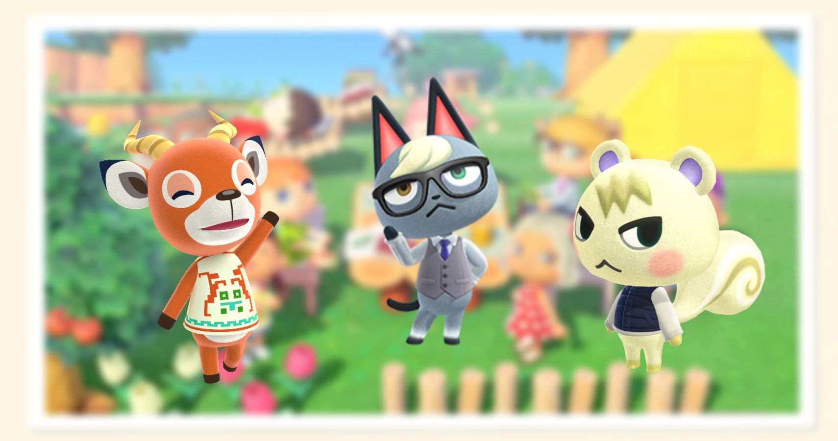 The 5 Best Villagers In Animal Crossing That Would Make ...