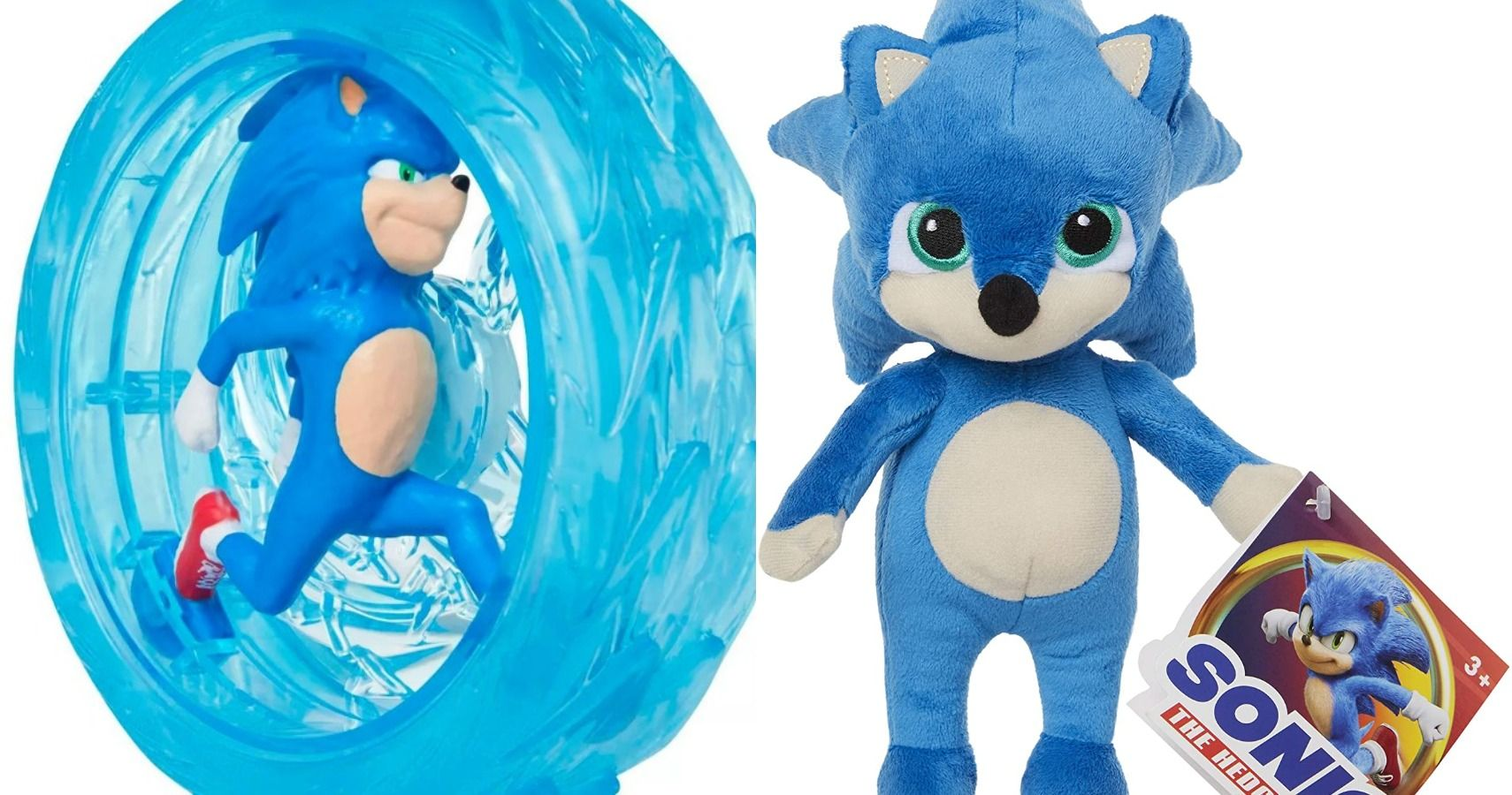 10 Horrifying Sonic The Hedgehog Toys That Give Flashbacks To Before The Redesign