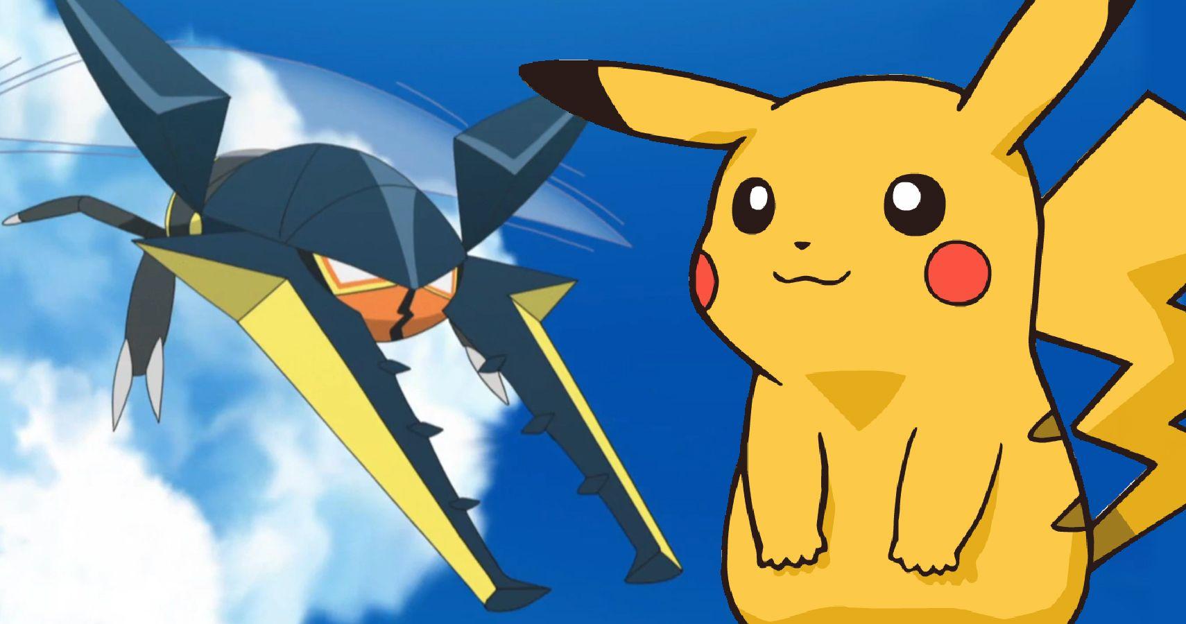 Pokémon The Best Electric Type Pokémon From Every Generation Ranked