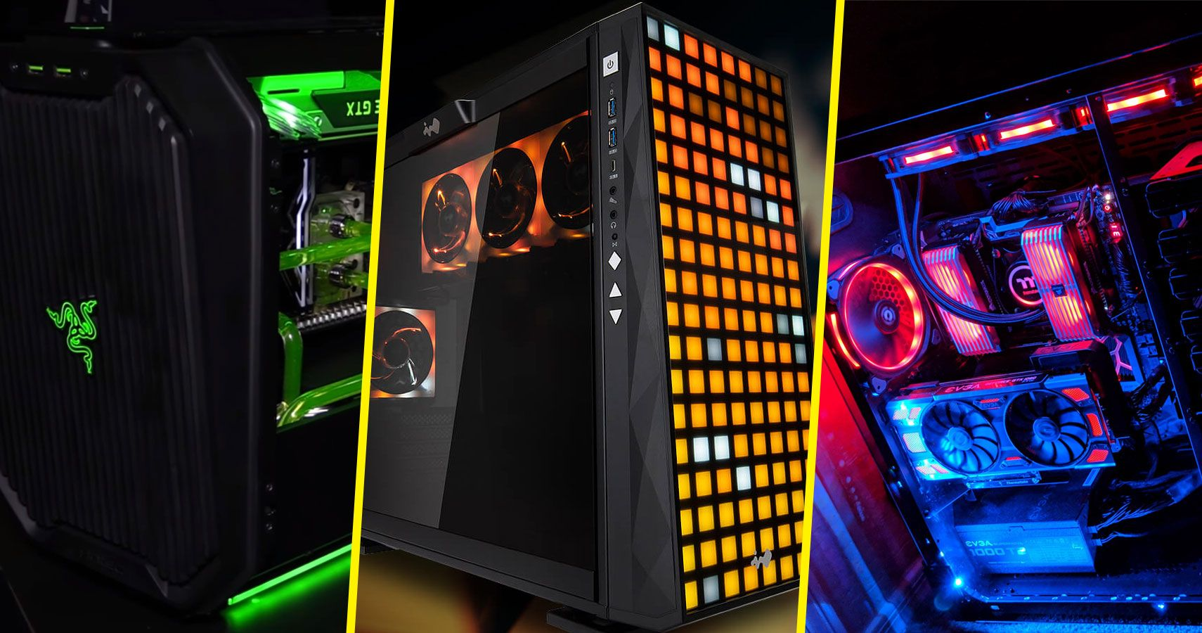 15 Coolest PC Cases You Can Buy In 2020, Ranked  TheGamer