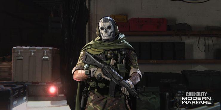 Ghost Operator Warzone