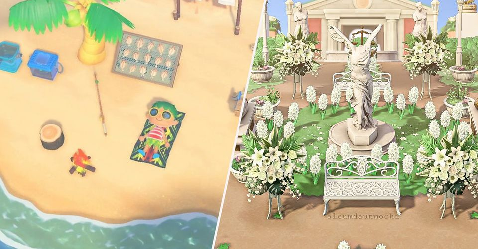 Animal Crossing New Horizons 15 Cool Design Ideas For Your Island