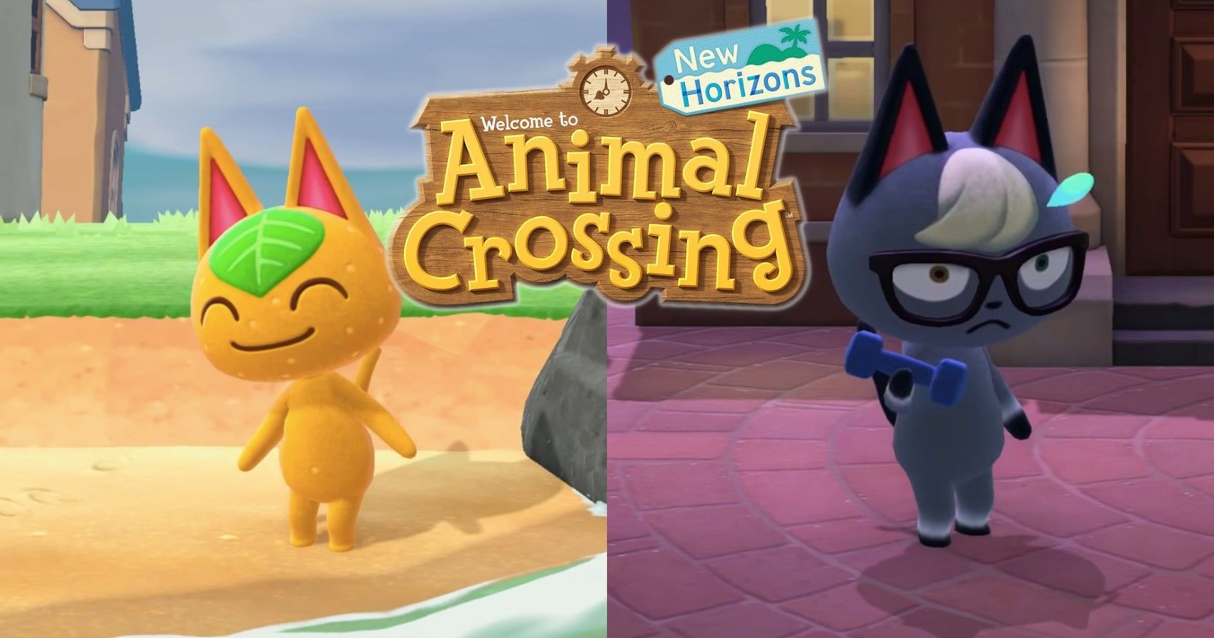 Animal Crossing New Horizons Modder Discovers What Cat Villagers