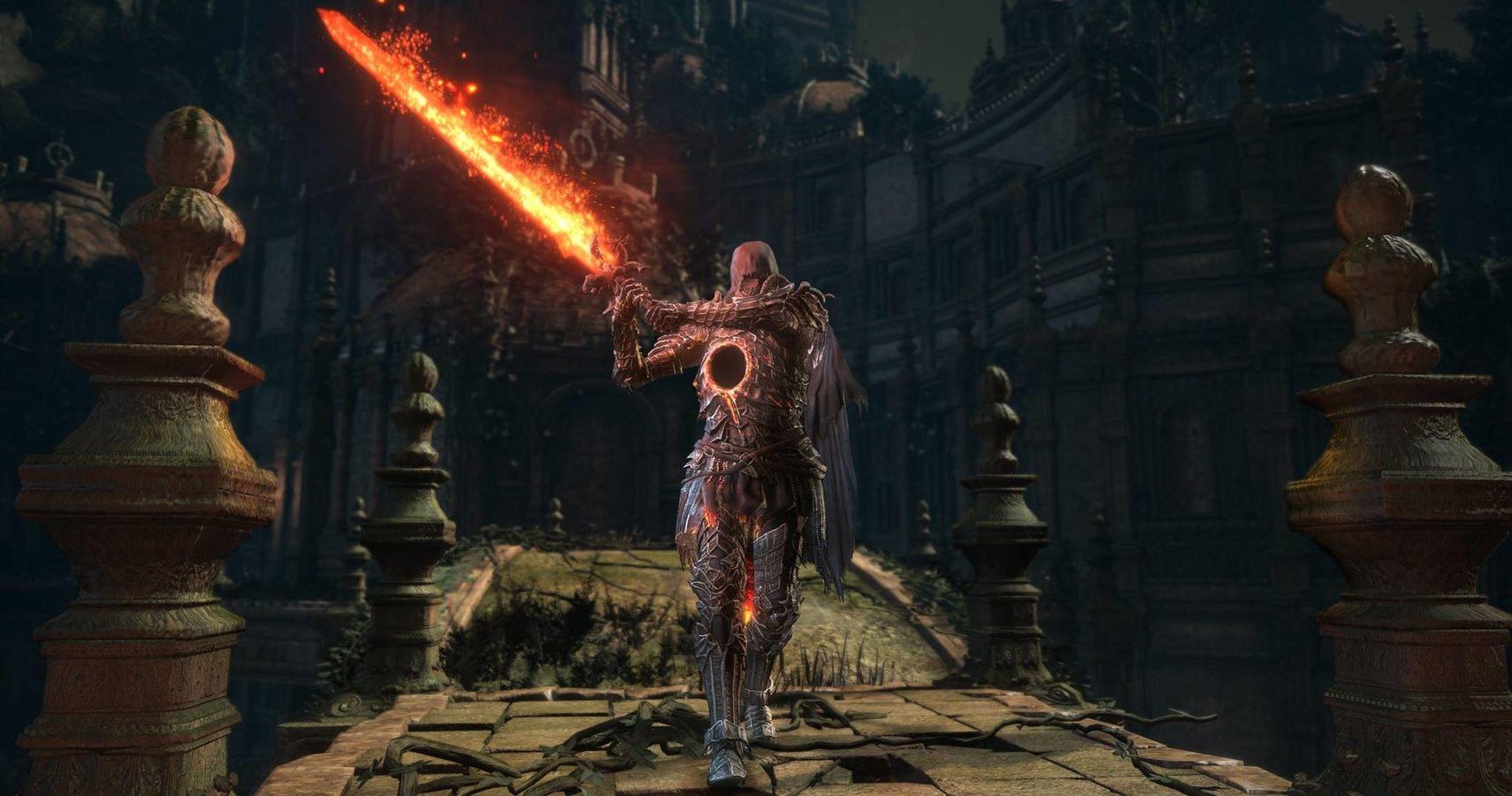 Dark Souls 3 The 10 Best Strength Builds Thegamer
