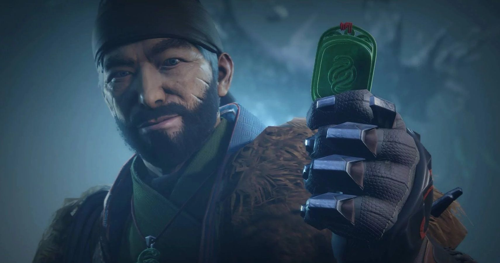 Destiny 2's Japanese Twitter Reveals The Drifter Will Play ...