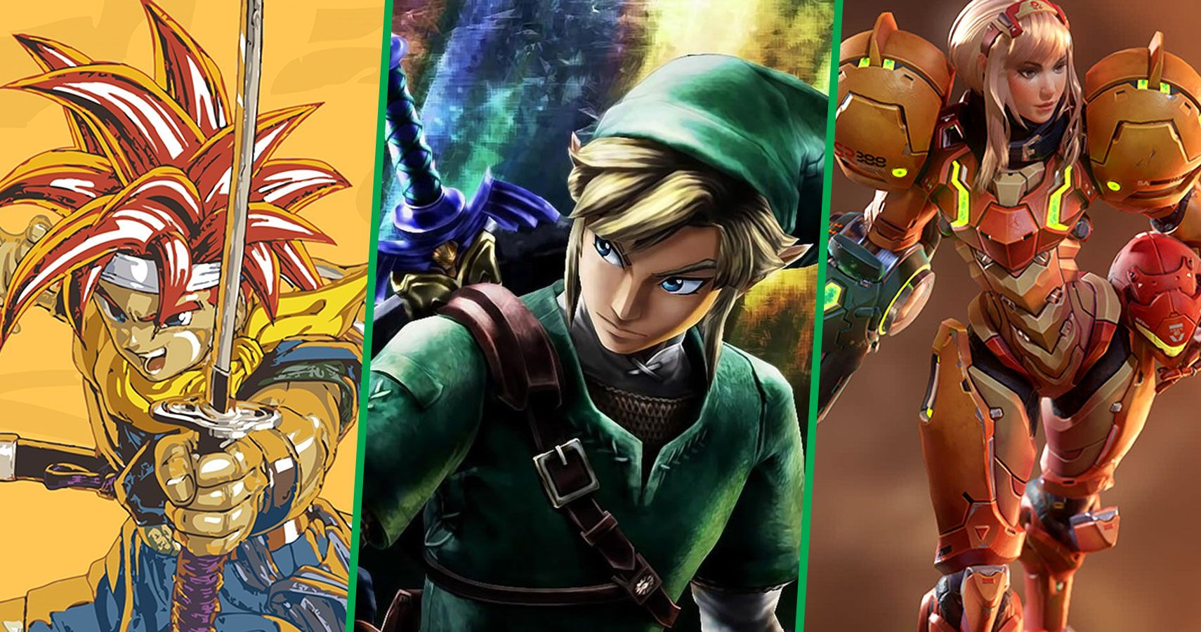 The Legend Of Zelda 5 Video Game Protagonists Who Could Beat Link In A Fight 5 Who Couldn T