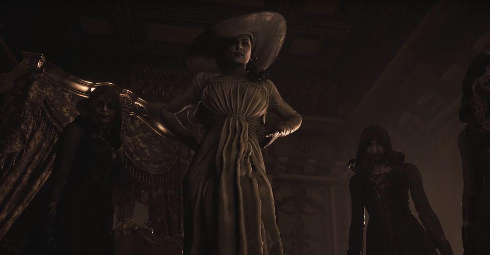 Resident Evil Village Vampire Lady : Bhckpy33br3bom : It's ...