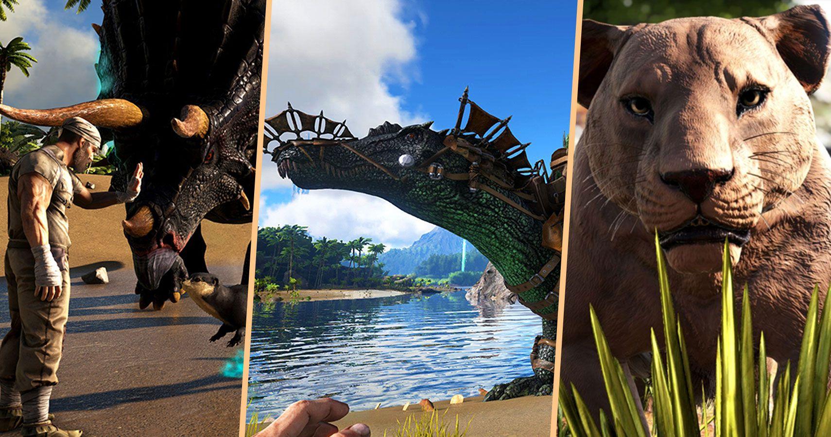 Ark Survival Evolved Mods