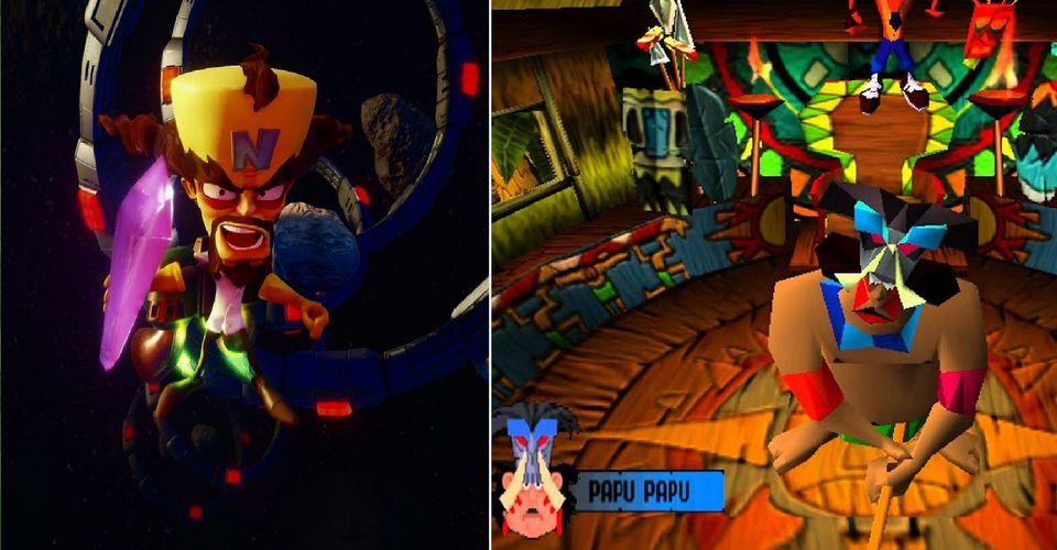 Crash Bandicoot 5 Best Villains In The Franchise 5 Worst
