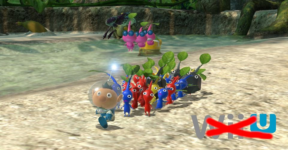Pikmin 3 Has Been Taken Off The Wii U Eshop Thegamer