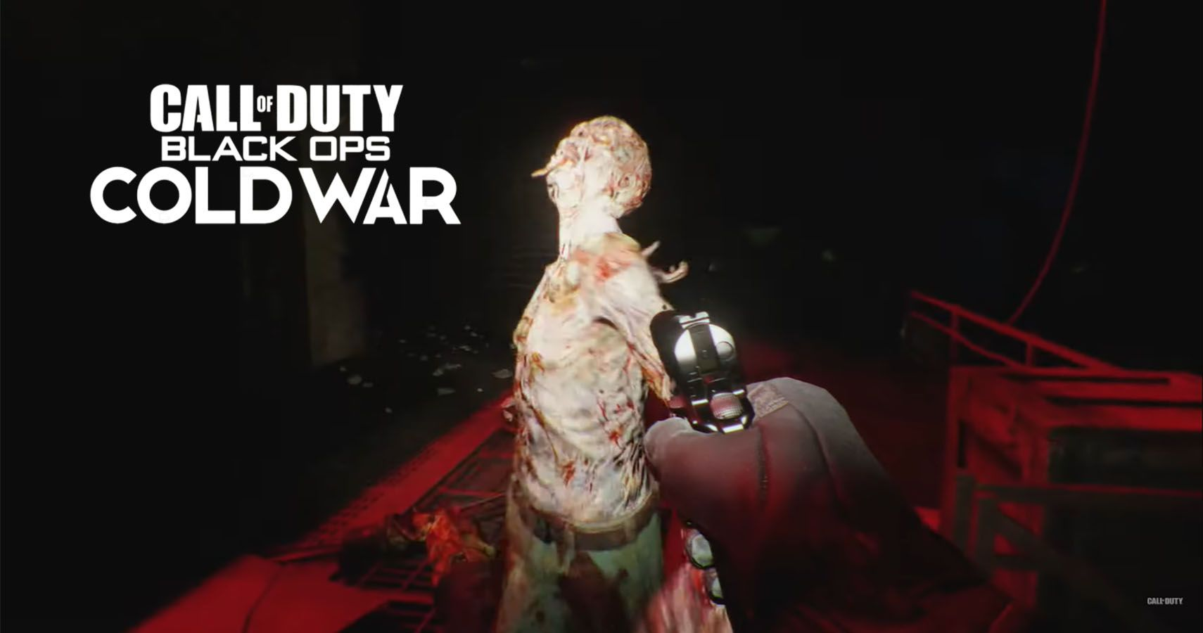 Call Of Duty Black Ops Cold War S Zombies Mode Gets A Gameplay Tease