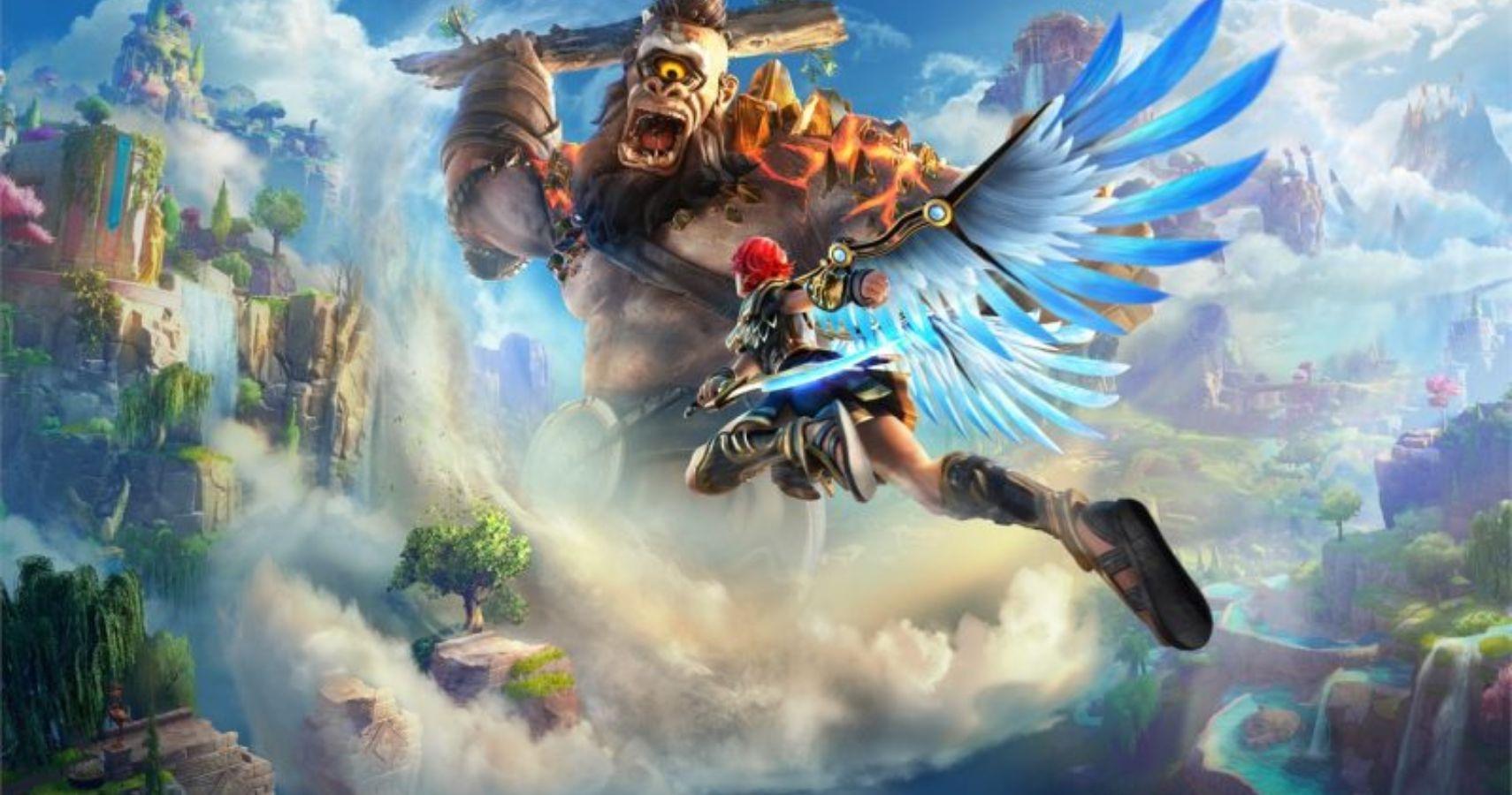 Ubisoft Flies Through An Hour Of Immortals Fenyx Rising Gameplay