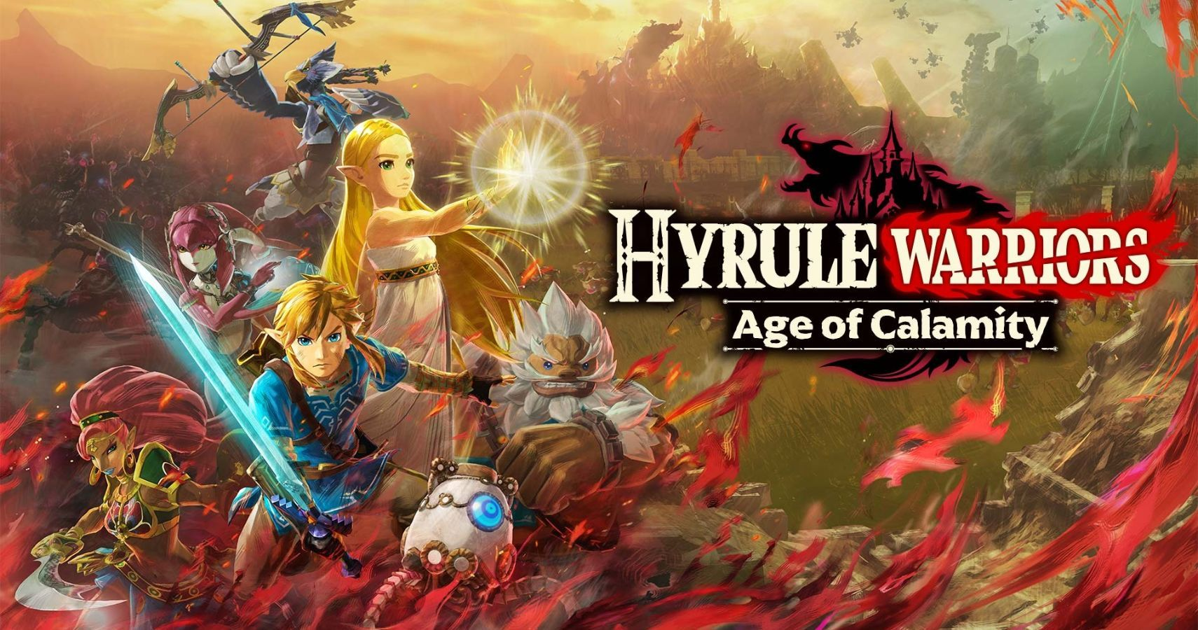 Hyrule Warriors: Age Of Calamity Shows Off Playable Urbosa