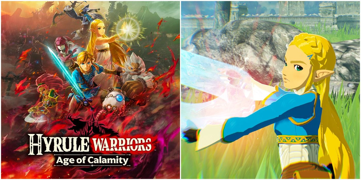 Age Of Calamity Pro Tips For Playing As Zelda Thegamer