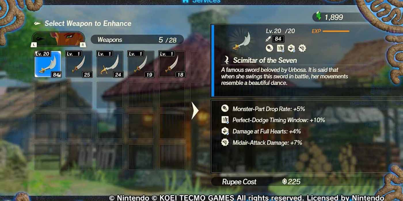 Best Weapon For Every Character In Hyrule Warriors Age Of Calamity Saveupdata Com