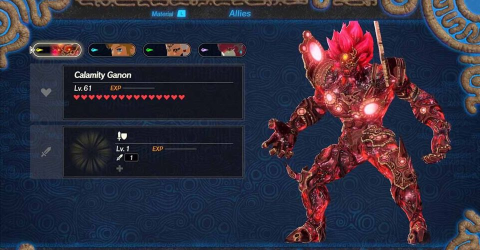 How To Unlock Calamity Ganon In Hyrule Warriors Age Of Calamity