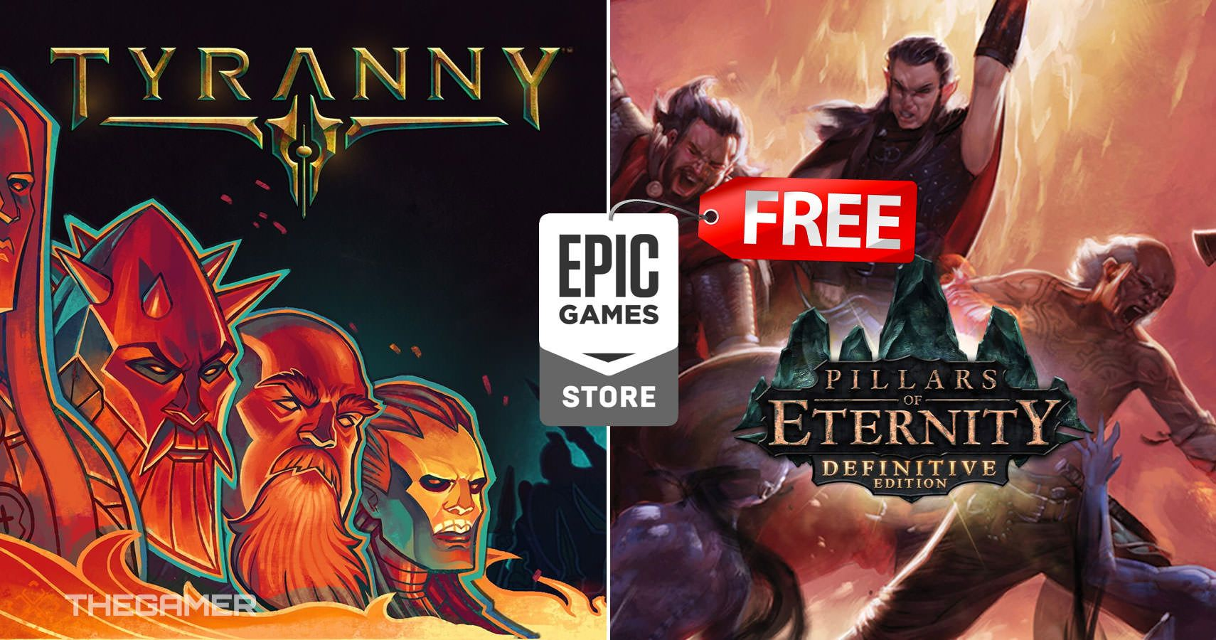 JEUX PC/Mac/Linux : bons plans du net et jeux gratuits - Page 24 Pillars-Of-Eternity-Definitive-Edition-And-Tyranny-Gold-Edition-Free-on-Epic-Games-Store