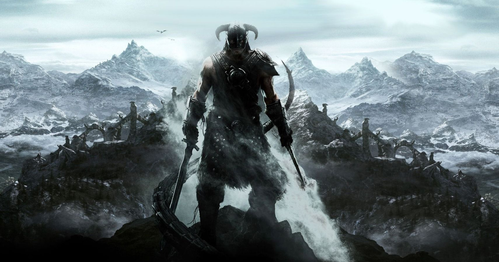 Why Skyrim (Now On Game Pass) Is The Perfect Christmas Game