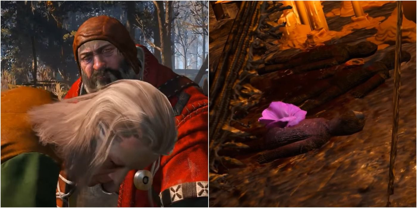 The Witcher 3: How To Get Each Ending For The Baron | TheGamer