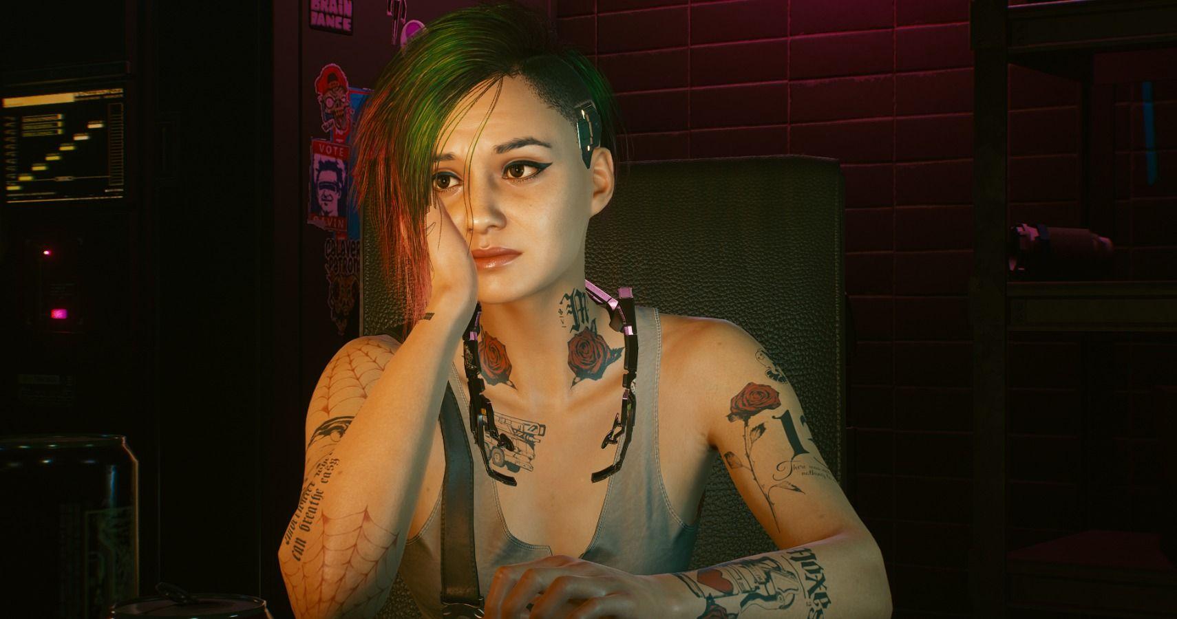Interview: Carla Tassara On Giving Life To Cyberpunk 2077's Judy Alvarez