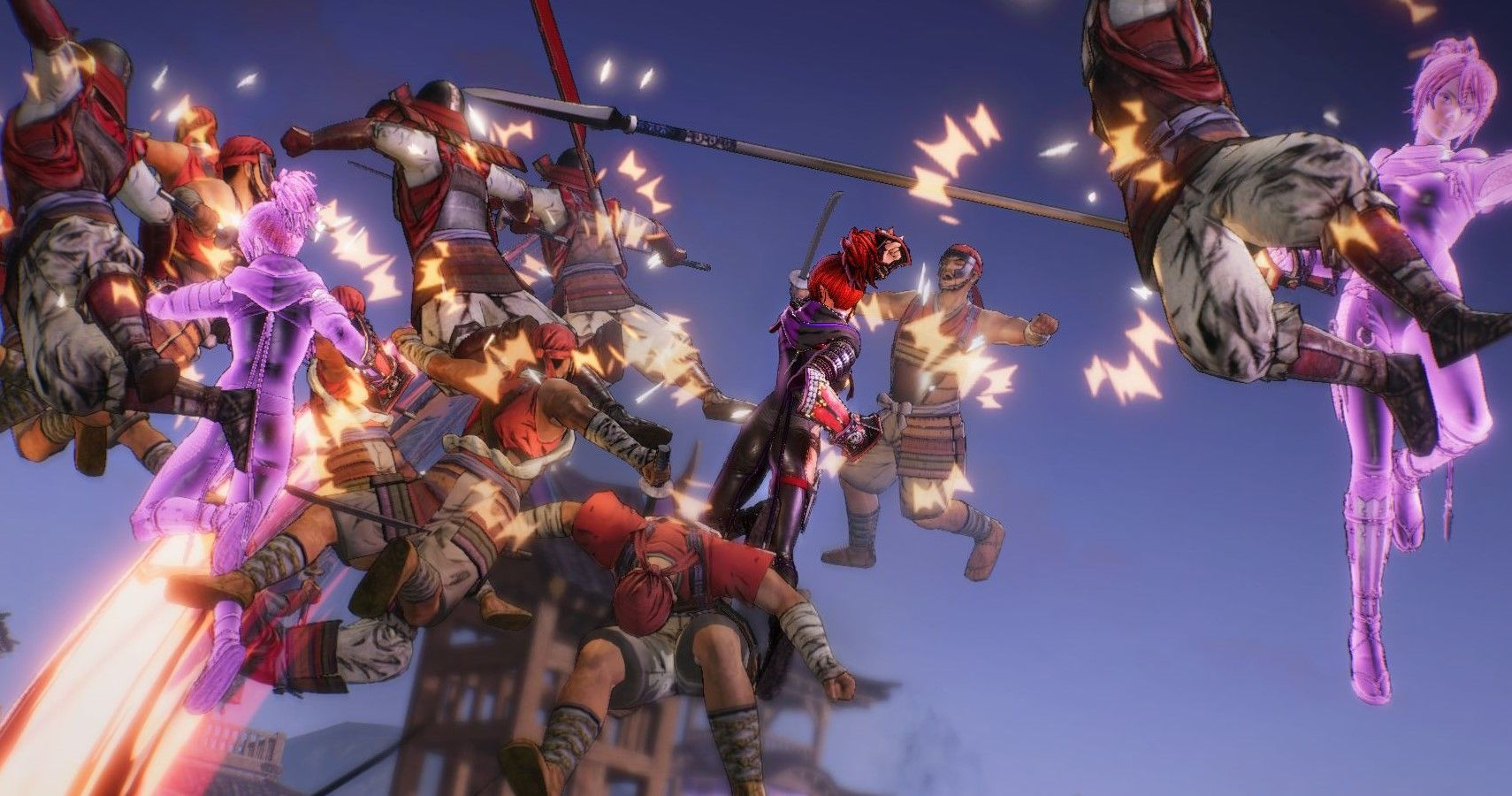 Samurai Warriors 5 Will Have Up To 200 Enemies On Screen, But It's Not The Priority