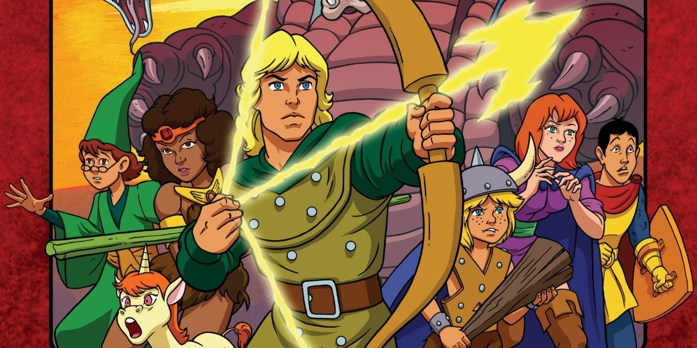 Dungeons & Dragons: 10 Things You Never Knew About The Cartoon