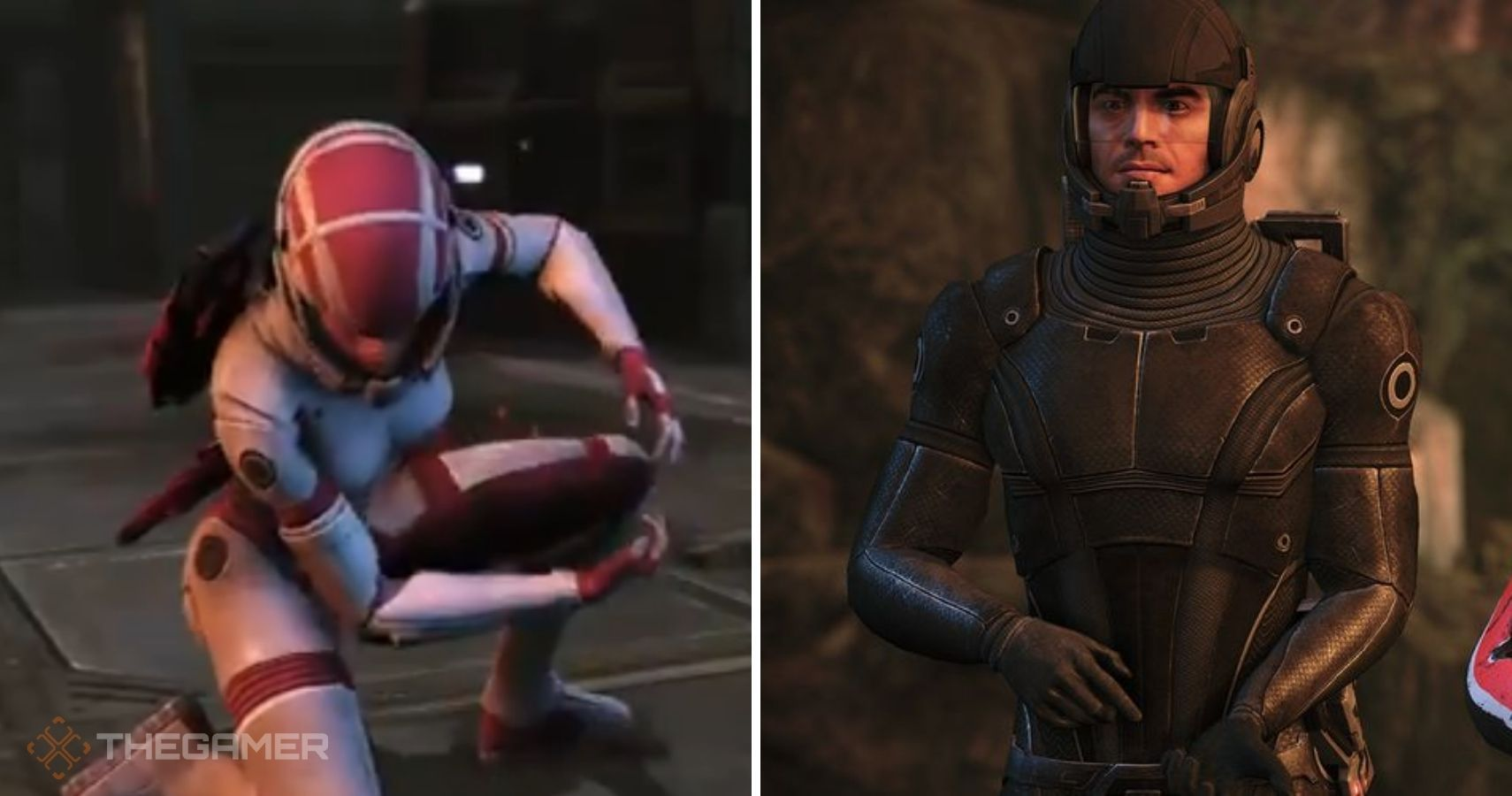Mass Effect Legendary Edition Has A Lot Of Funny Bugs | TheGamer
