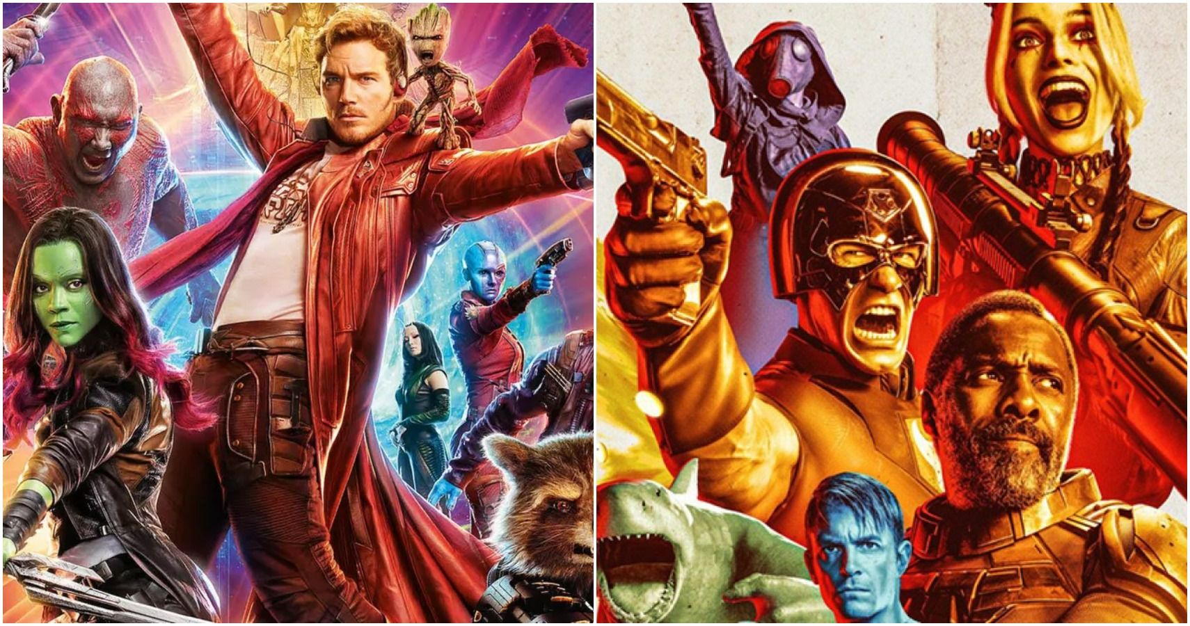 An MCU Crossover With DC Is Possible According To James Gunn