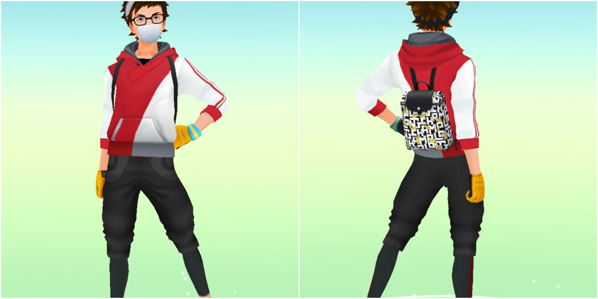 Pokemon GO: Every Avatar Pose And How To Get Them