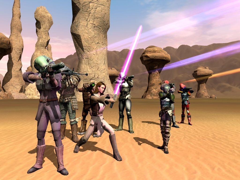 The Patch That Ruined Star Wars Galaxies