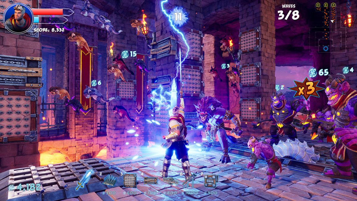 Orcs, Orcs And More Orcs! Orcs Must Die 3 Is Now On Steam
