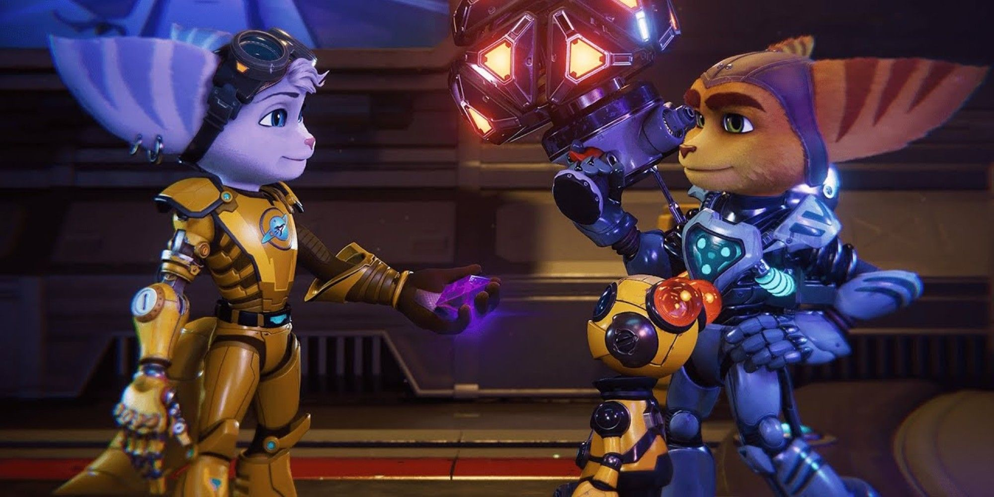 Ratchet & Clank: Rift Apart - Rivet And Kit Need Their Own Spinoff