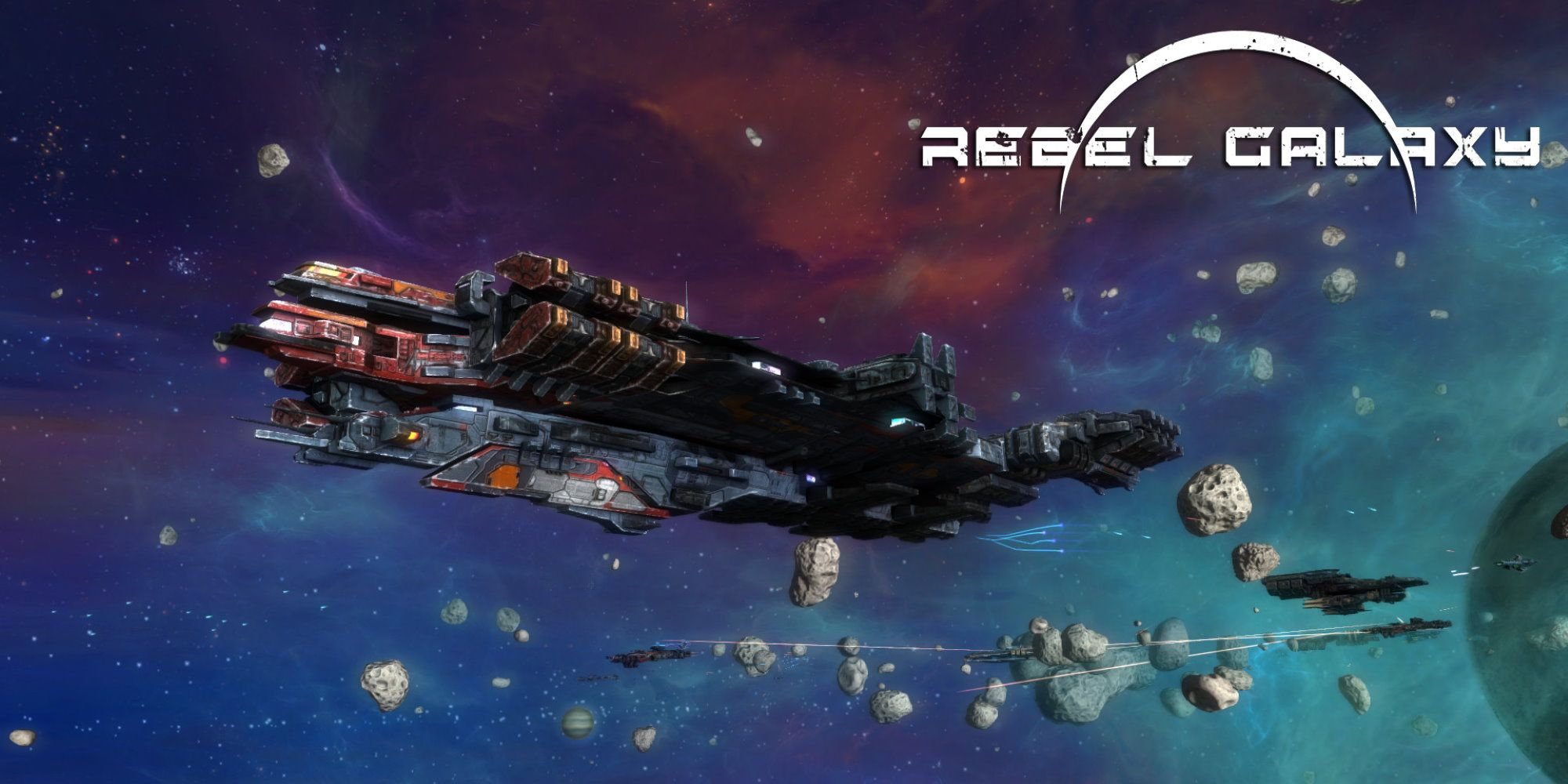 Rebel Galaxy Is The Next Free Game On Epic Games Store