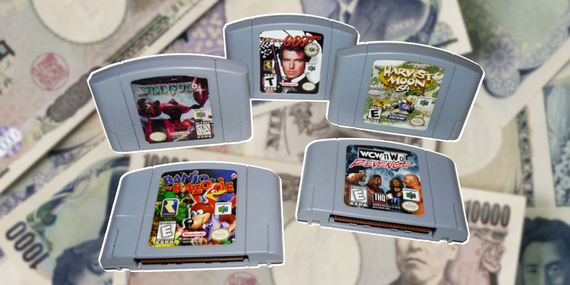 10 Wild Things You Never Knew About Nintendo 64 Cartridges